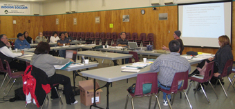 Fall 2007 Aklavik Board Meeting