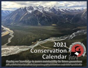 GRRB 2021 Conservation Calendar
