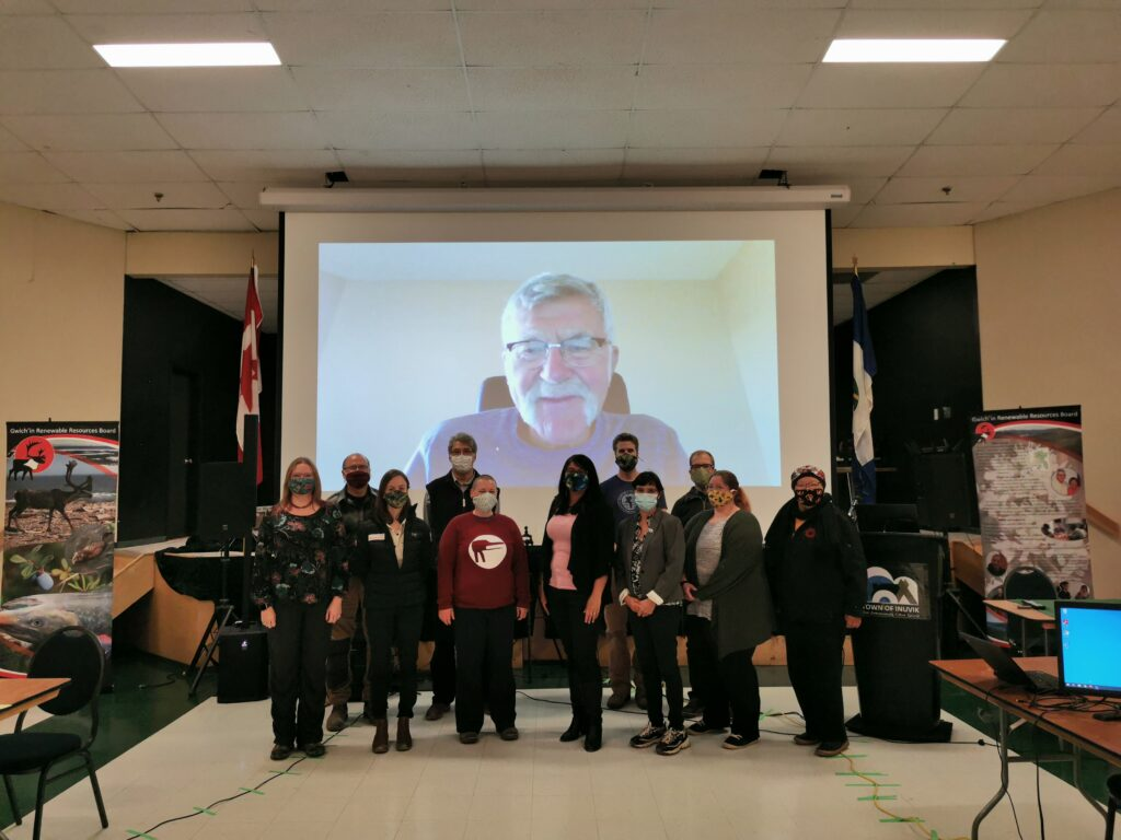 GRRB Board and Staff at September 2020 Board Meeting